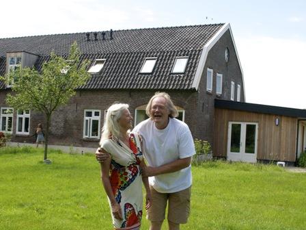 Wietske en Jan De Wende