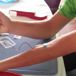 Injectie hemofilie