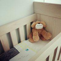 Babyluikjes in ziekenhuis