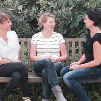 Merel, Vivianne en Marieke