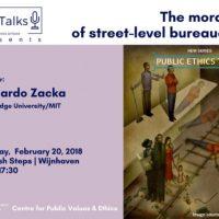 Lezing-Bernardo Zacka