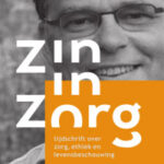 Zin in Zorg cover september