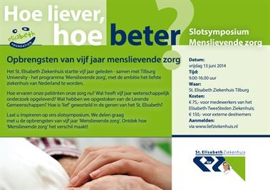 Lief Ziekenhuis Symposium