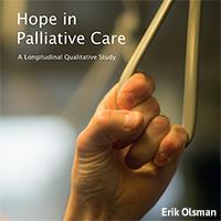 Promotieonderzoek Erik Olsman