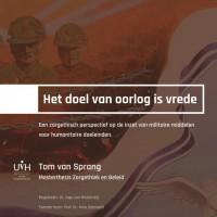 Thesis Tom van Sprang