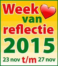 Week van Reflectie 2015