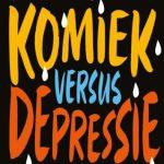 boek: komiek versus depressie