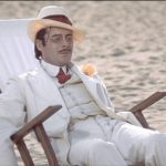 Luigi Visconti Death in Venice - cholera