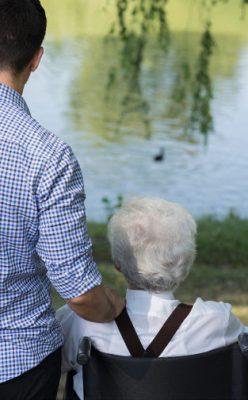 ondersteuning palliatieve zorg