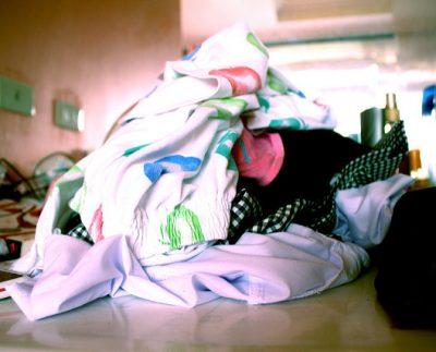 verzorging van kleding
