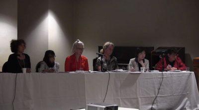 Caring democracy panel