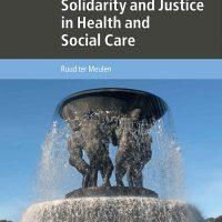 Solidariteit en rechtvaardigheid in zorg en welzijn